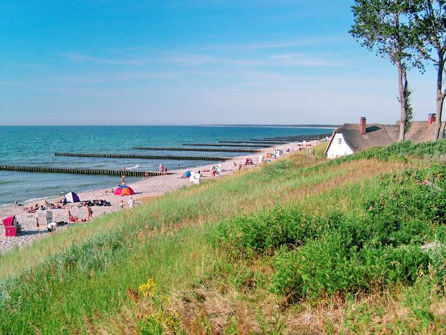 Ostseestrand von Ahrenshoop
