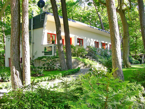 Aussenansicht Haus am Wald