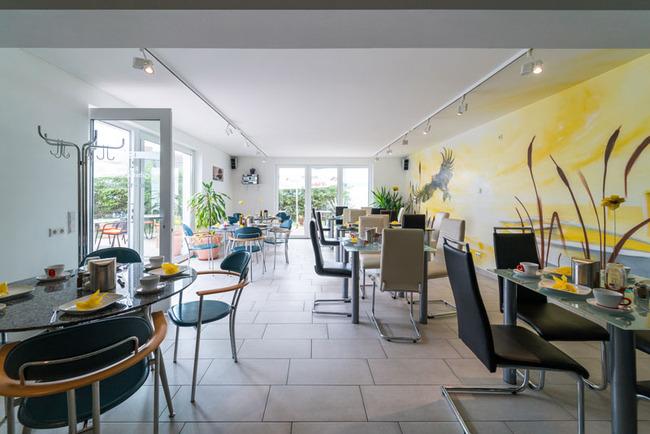Frühstücksraum für unsere Gäste