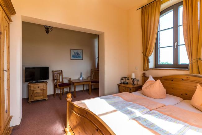 Ansicht Komfort Doppelzimmer