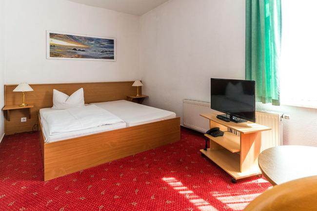 Doppelzimmer als Einzelzimmer