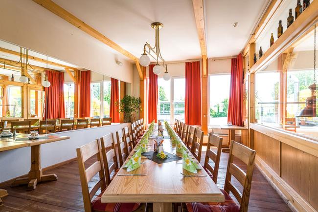 Raum für eigene Veranstaltungen oder Feierlichkeiten