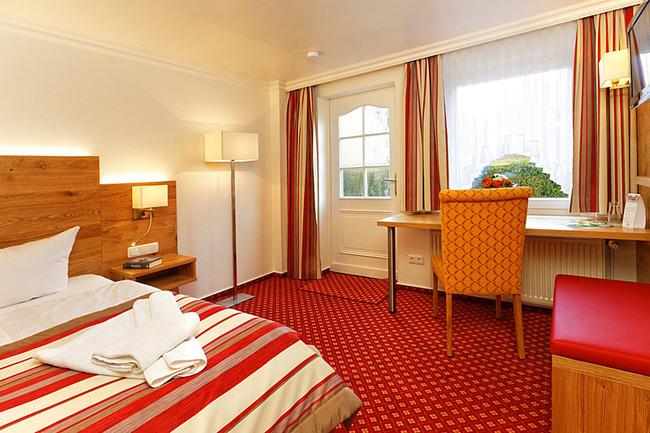 Einzelzimmer mit Aufpreis