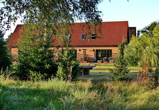 Terrasse der Ferienwohnung mit Grundstück - ©Rainer Präger