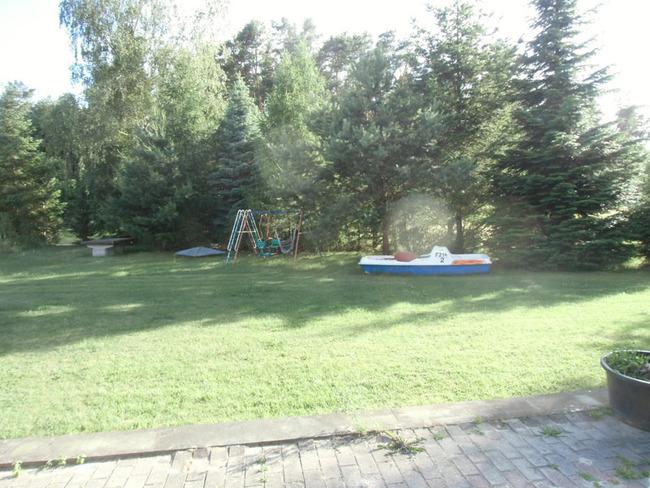 Spielwiese vor den Terrassen