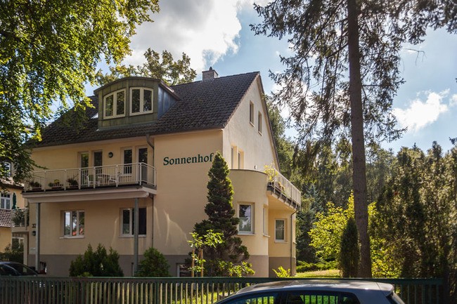 Pension Sonnenhof in Waren (Müritz)