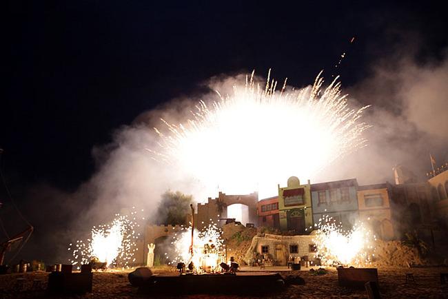 große Explosion