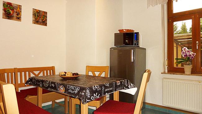 Ferienwohung 1 - Küche
