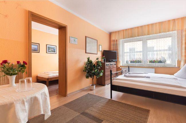 Apartment für 3 Personen