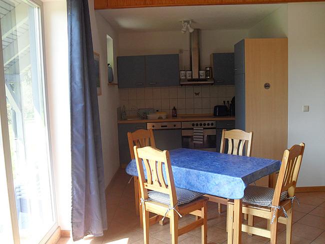 Ferienhaus Regine - Küche