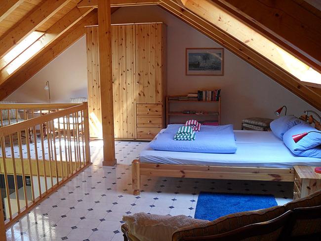 Ferienhaus Regine - Schlafzimmer