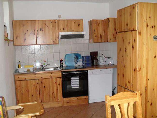 Ferienhaus Ulrike - Küche