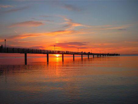 Seebrücke von Lubmin