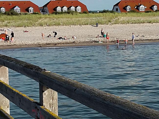 Strand in Rerik