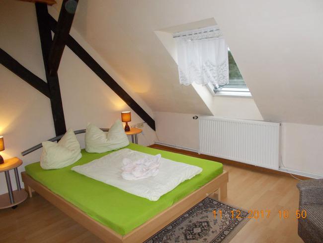 Ferienzimmer als Einzel- oder Doppelzimmer