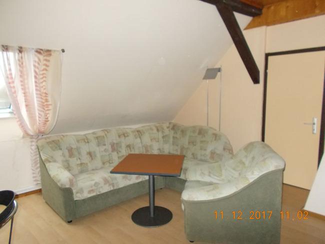 Wohnraum vom Appartement
