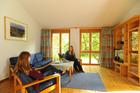 Wohnzimmer - blau