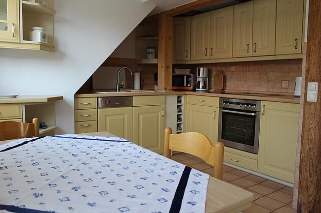 Appartement IV mit moderner Küche