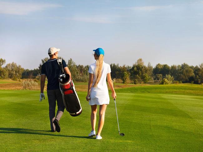 golfer-paar