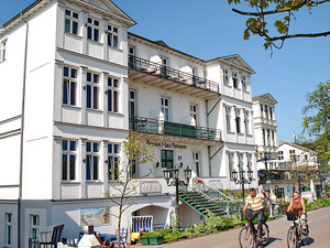 Haus Pommern an der Promenade