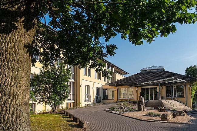 Hotel Godewind Aussenansicht