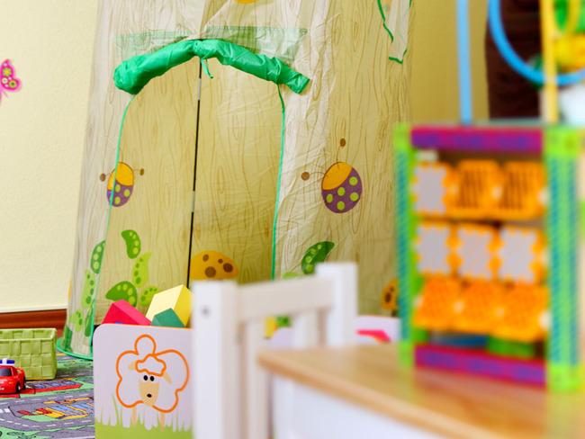 Spielzimmer für die Kinder