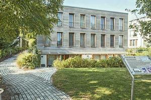 Aussenansicht Seminarhaus Heringsdorf