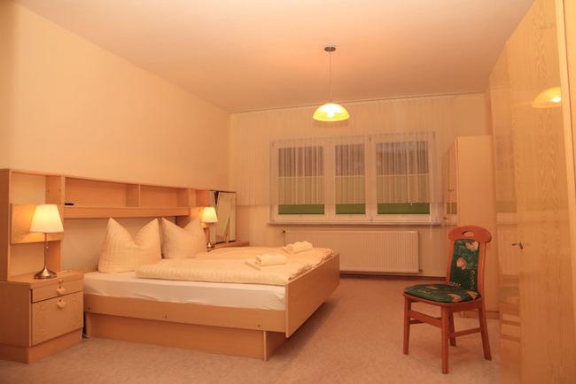 Appartement: Schlafzimmer