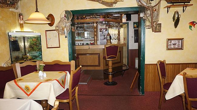 gemütliches Restaurant mit Tresengemütliches Restaurant mit Tresen