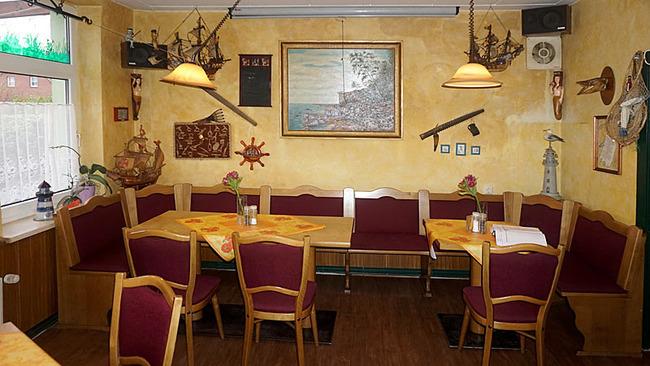 gemütliche Sitzecke im Restaurant