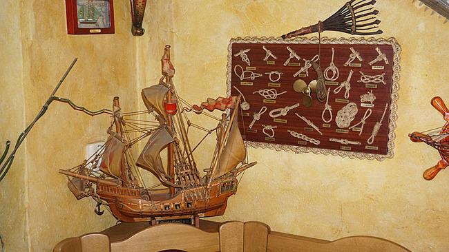 maritime Deko - Seemannsknoten