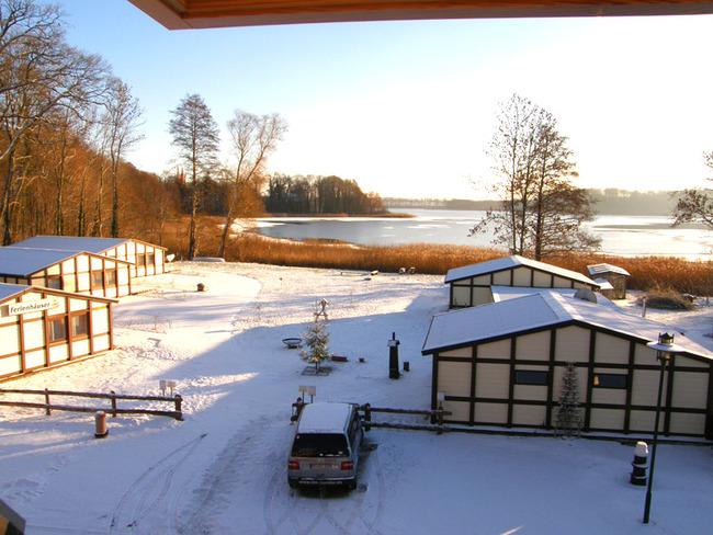 winterliche Ansicht