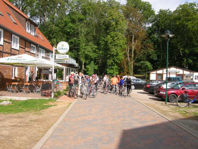 Fahrradtour ab dem Insel-Hotel