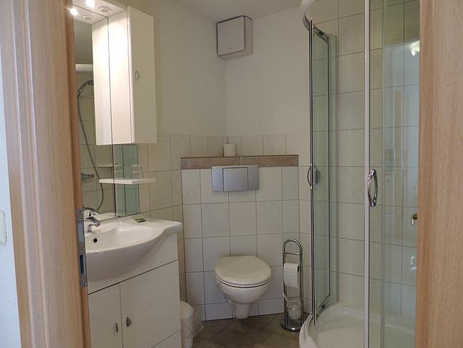 Einzelzimmer 11 Bad