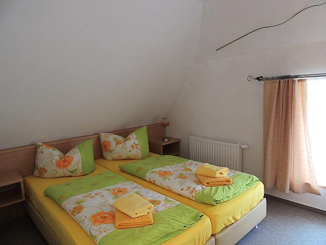 Appartement 7 weiteres Schlafzimmer