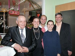 Familienfoto Jubiläum 30 Jahre