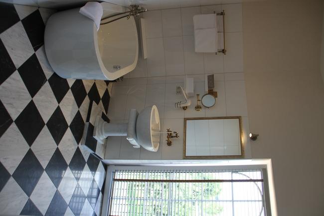 Badezimmer Turmsuite