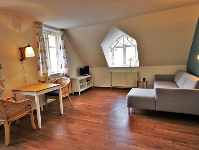 Wohnzimmer Ferienwohnung 7