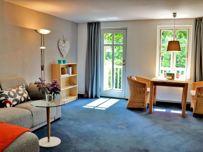 Wohnzimmer Ferienwohnung 8