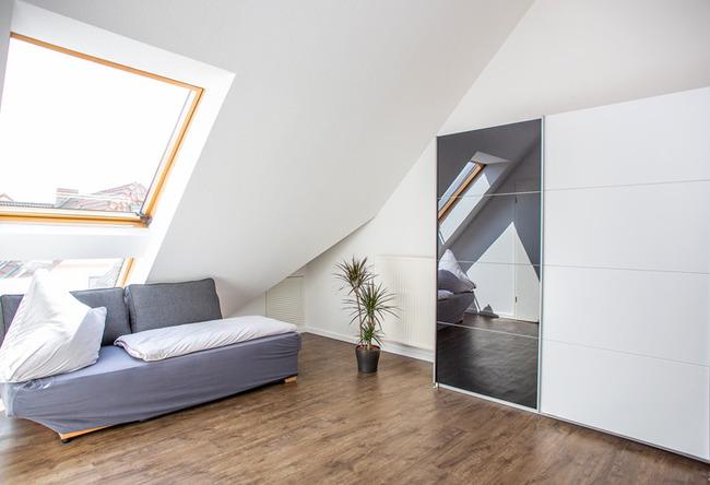 Fewo Meersinn - Studio mit Couch