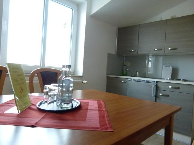 Familienappartement_Küche