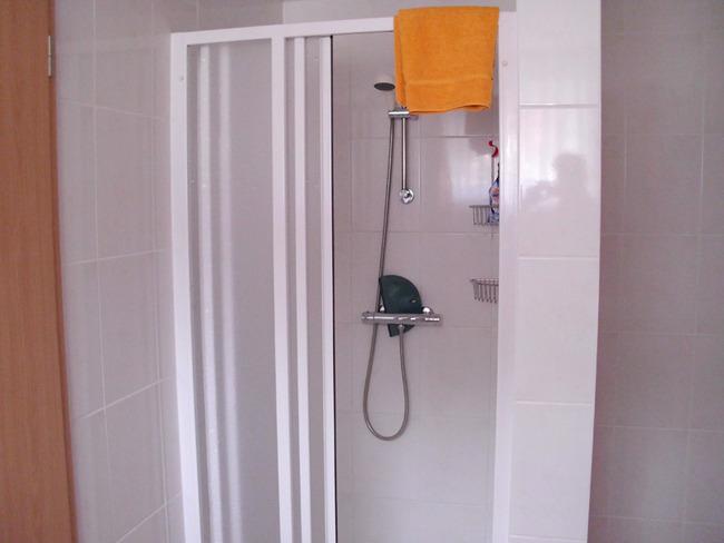 Fewo 1 - Bad mit Dusche