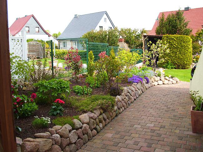 Fewo 1 - gepflegter Garten