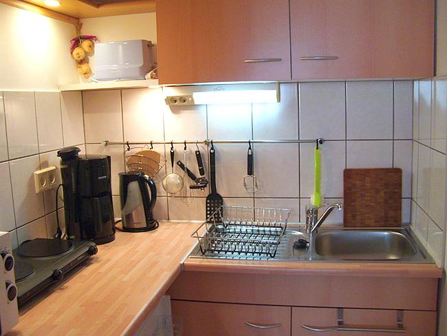 Fewo 1 - Küche