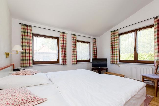 Doppelzimmer 16 - Schlafraum