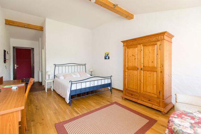 Doppelzimmer 14 - Zimmeransicht