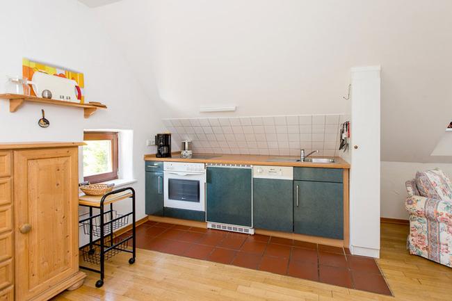 Appartement 6 - Küchenzeile