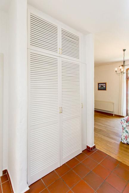 Appartement 3 - Flur mit Schrank