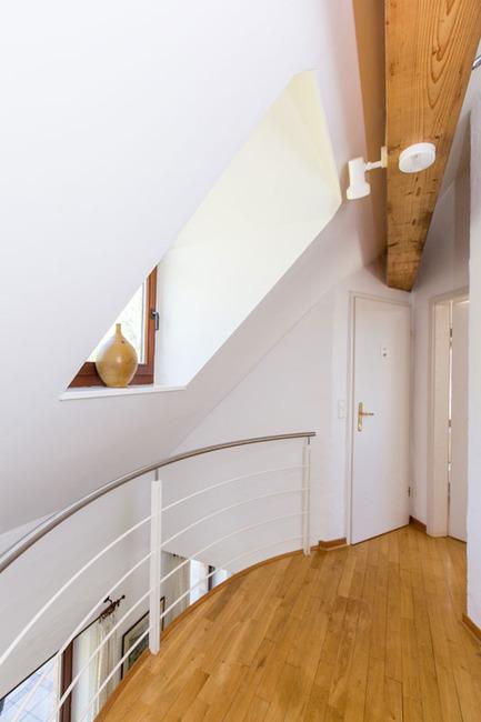 Appartement 1 - Flur im Obergeschoss