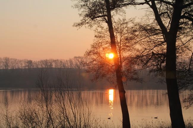 Ferien_am_Hofsee_Sonnenuntergang_1